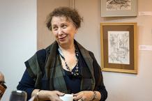 Творческая встреча с художницей Надеждой Матвеевой