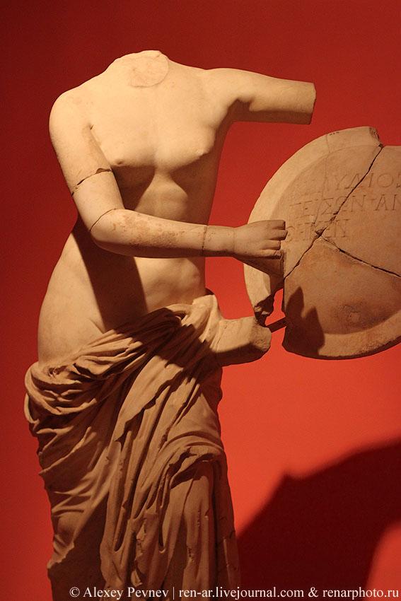 Афродита, Перге 2 в. н.э.