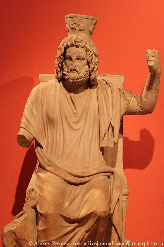 Серапис, Перге 2 в. н.э.