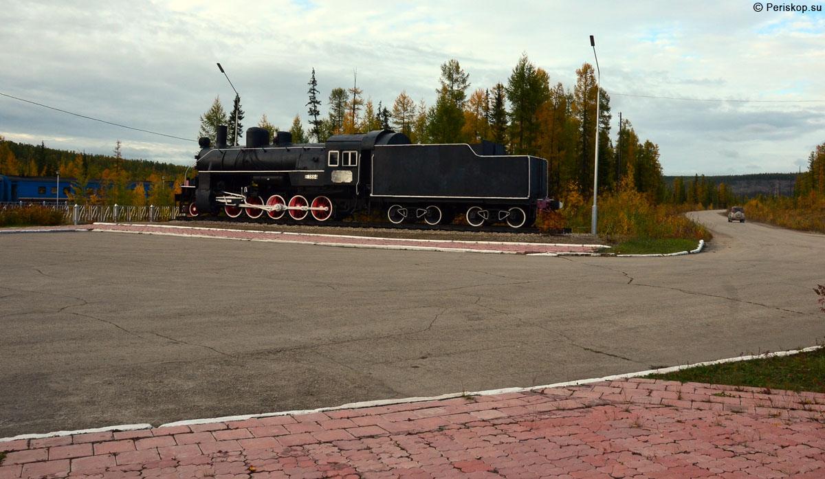 Поезд №324 ЖДЯ: путь на север, Томмот и Кюргелях