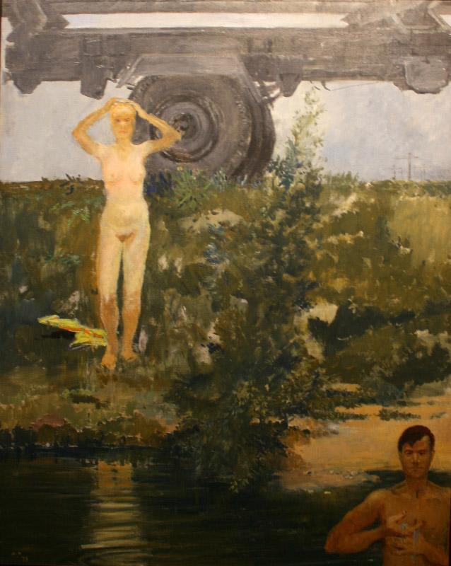 Чебоксарская Венера
