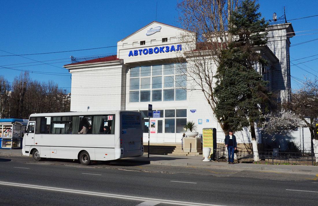 Крымский маршрут. Ч.10 - Общественный транспорт Севастополя