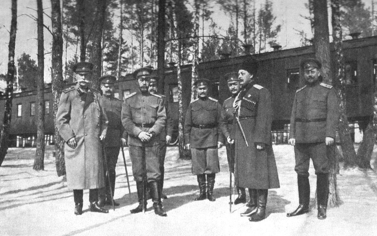 Исторические развилки Екатеринбурга-1918