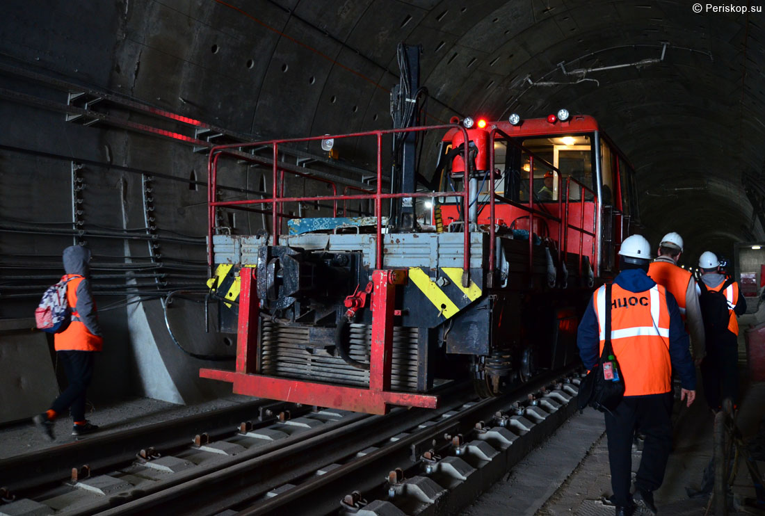 VI. БАМ. Второй Байкальский тоннель и Дельбичиндская петля