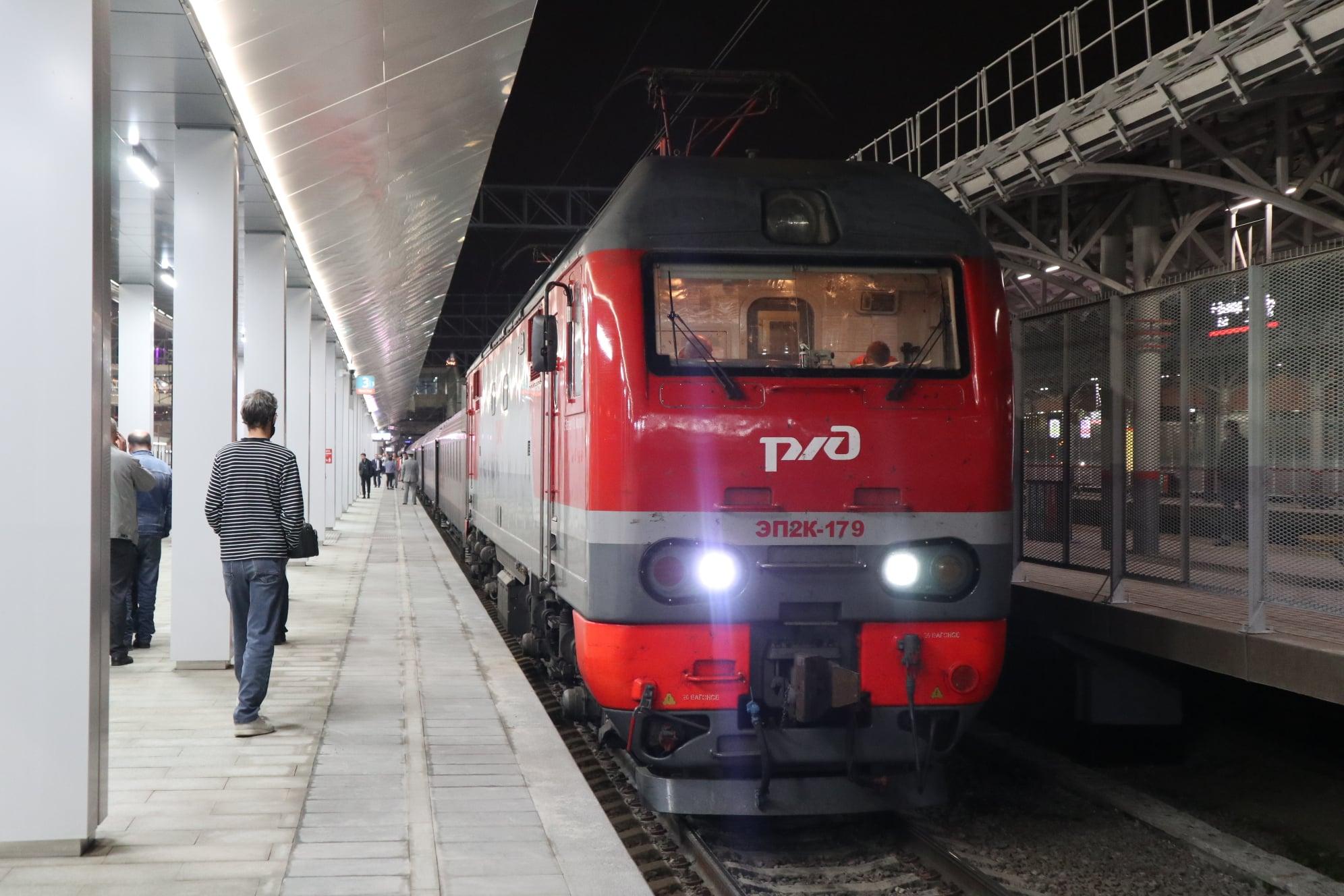 В Москве открылся Восточный вокзал - 10-й по счёту
