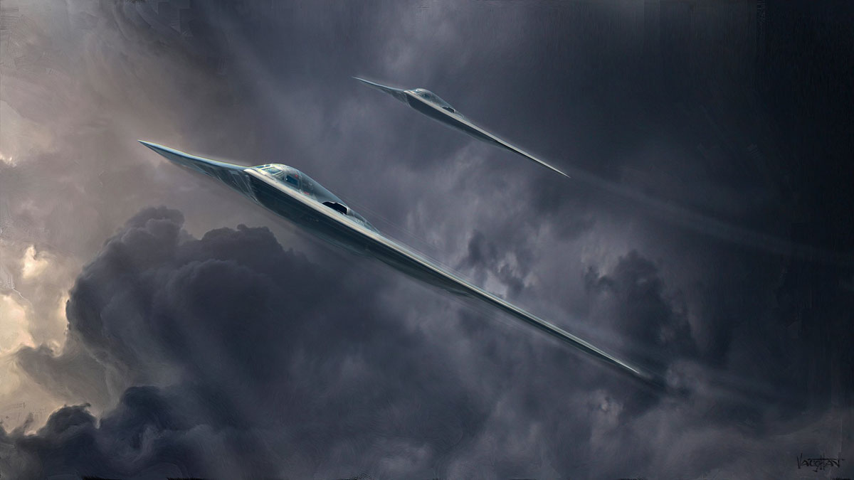 B-2: супербомбер или бездумная растрата денег?