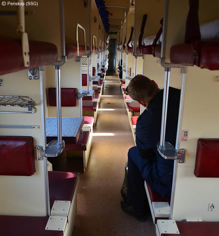 Плацкартные вагоны снова устарели?