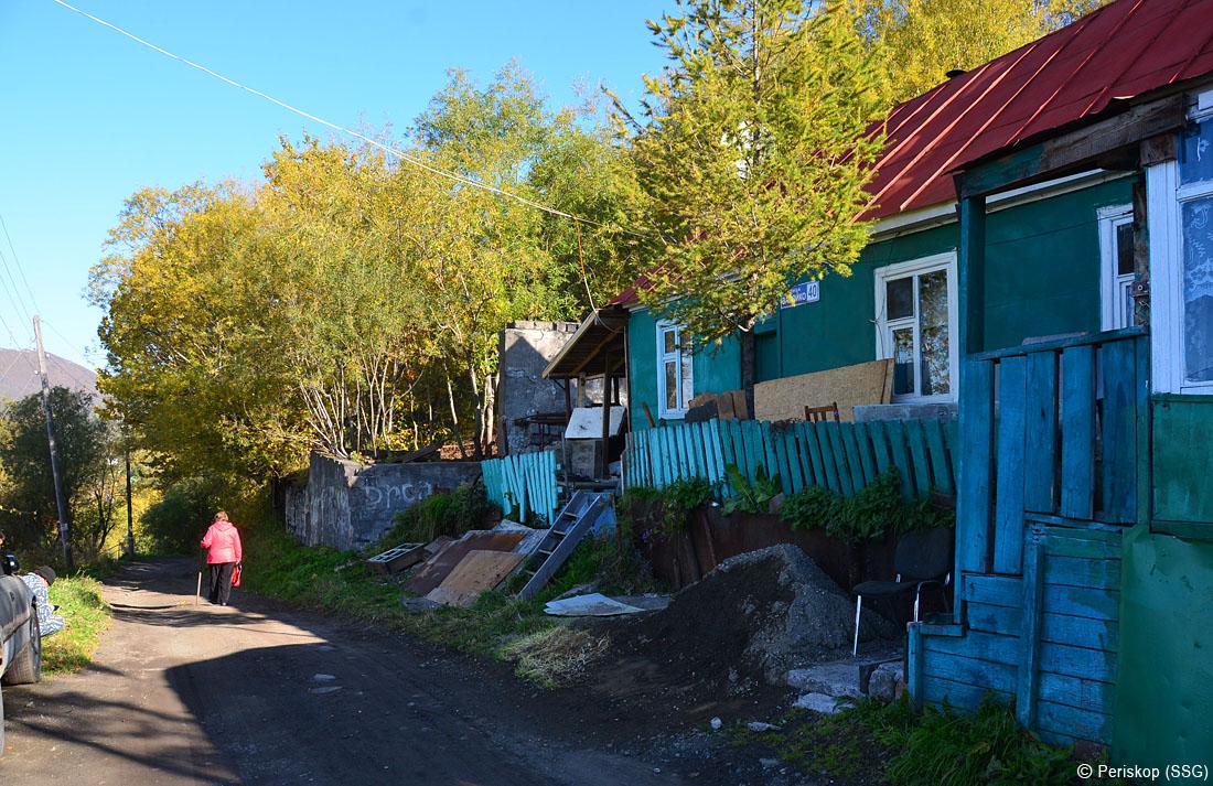 Семь уровней Петропавловска-Камчатского