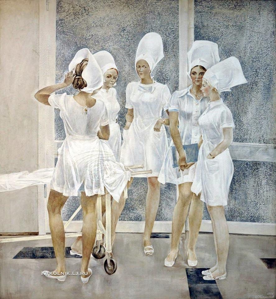 Медсёстры из Ренессанса
