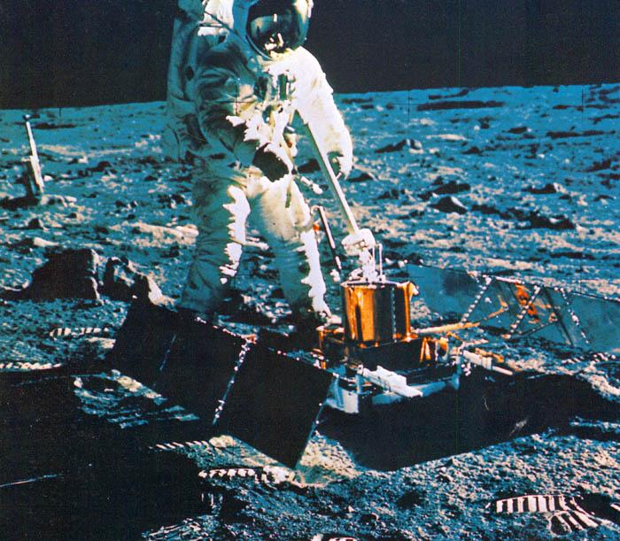 Были ли американцы на Луне? Опрос