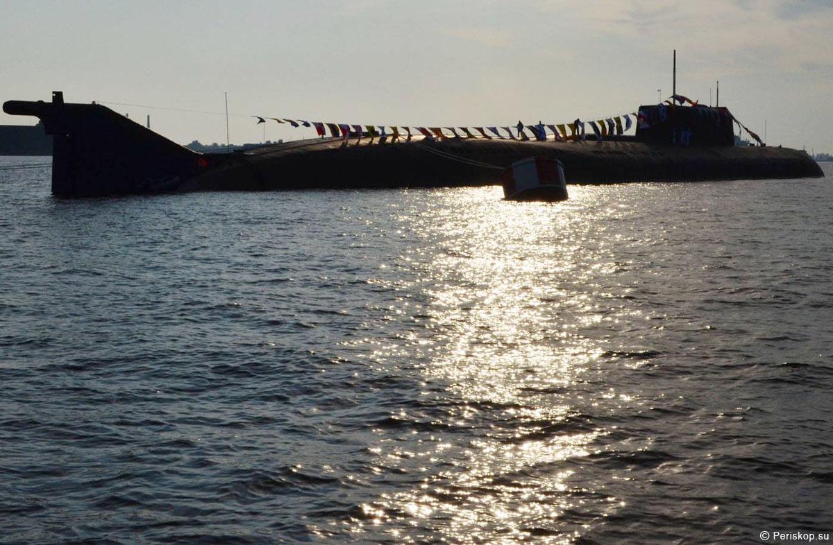 Визитёры с Северного флота-2019
