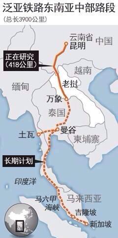От Сингапура до Кёльна высокоскоростным экспрессом
