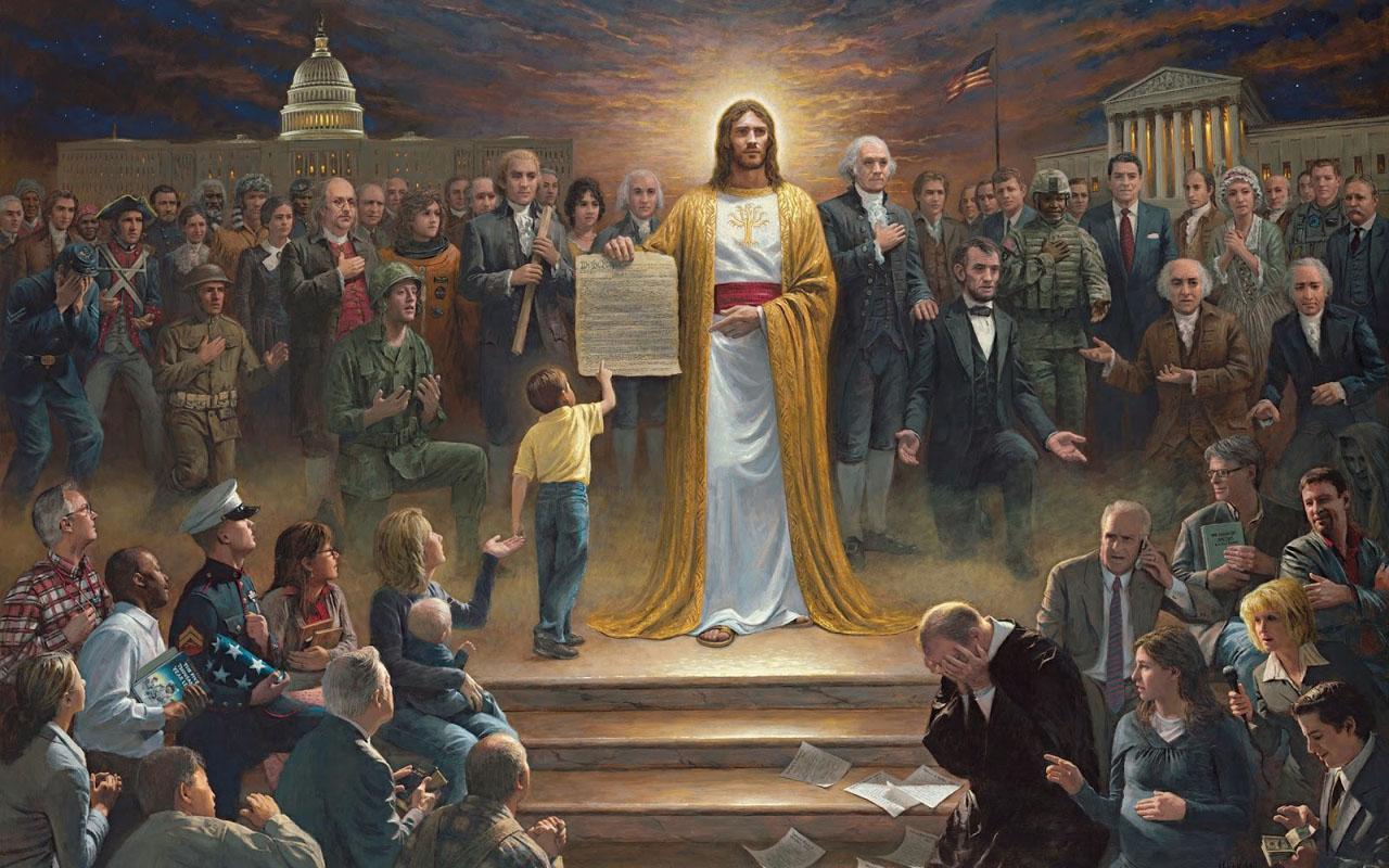 Одна нация под Богом