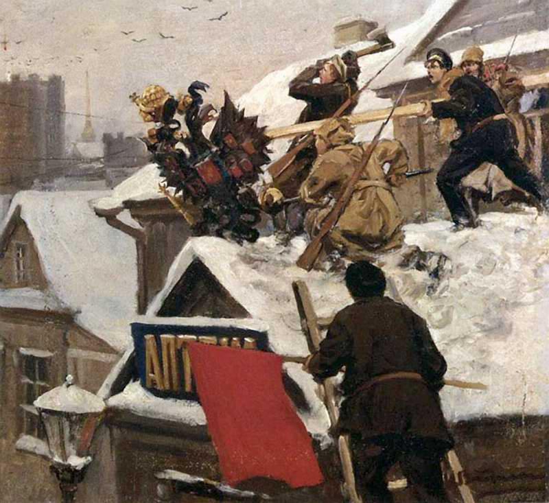 Была ли польза от Февральской революции? (опрос)