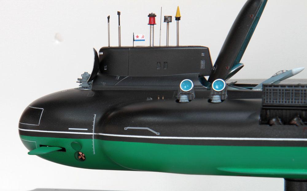 уникальные подводные лодки россии