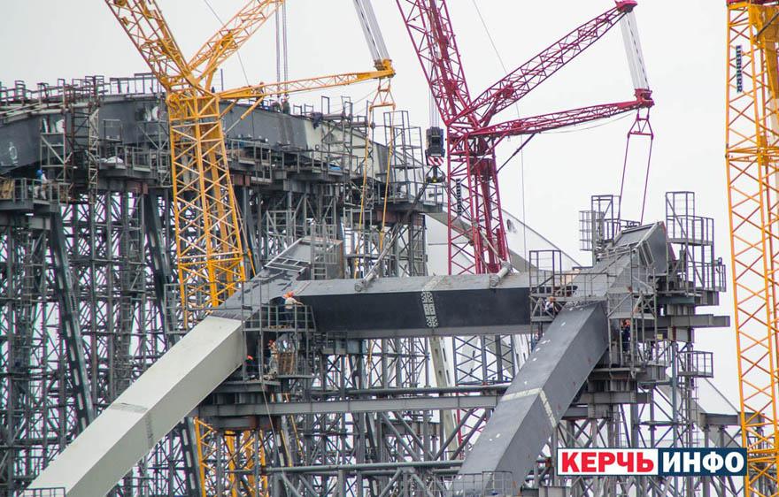 Керченский мост: актуальная информация по ж/д секции