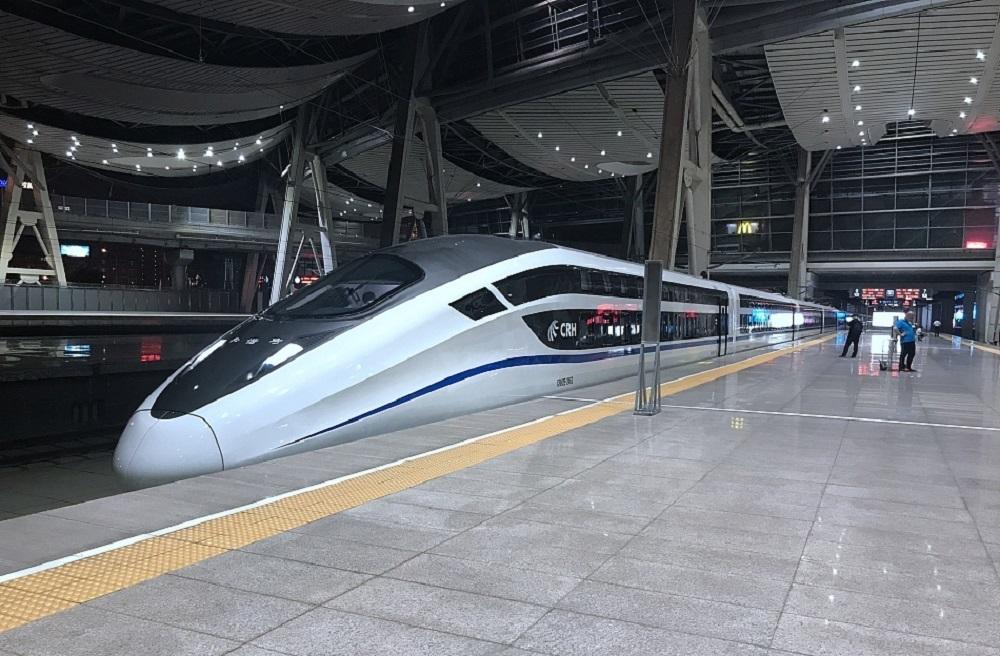 Знаковое событие в Китае: запуск спального поезда на ВСМ