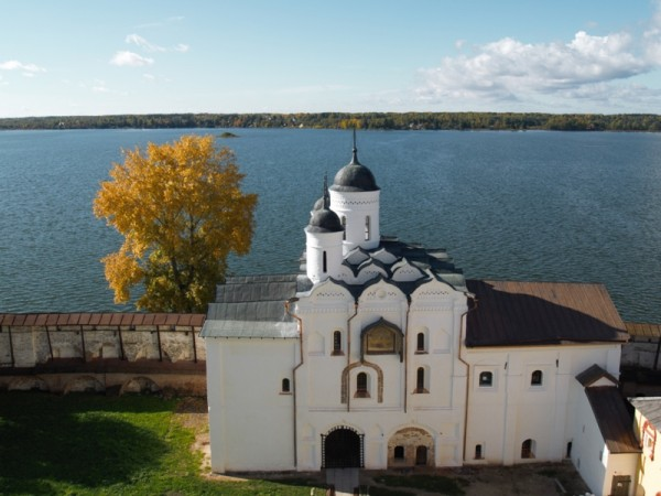 Kirillov view from belltower