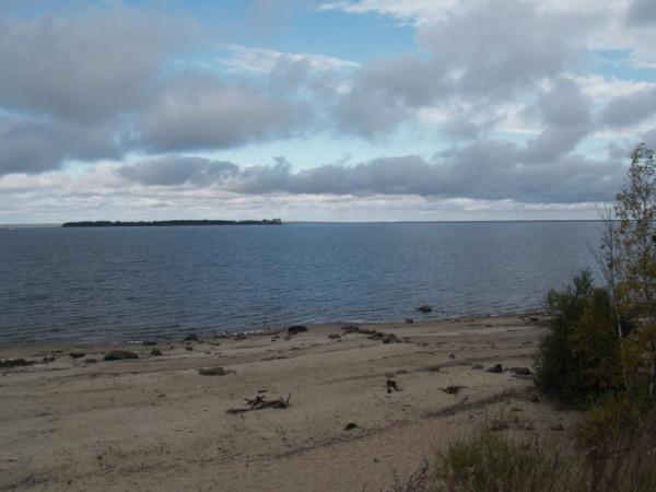 Рыбинское берег Легково 2