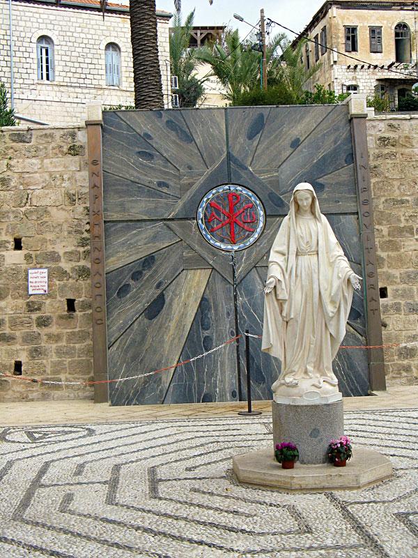 33-Скульптура-Девы-Марии-(Храм-Благовещенья)