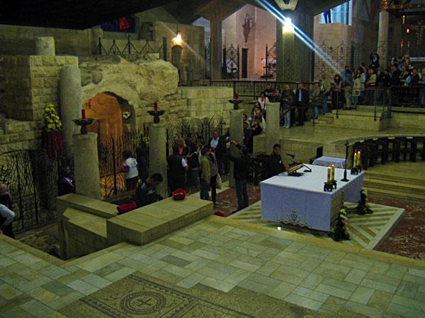 46-Остаток-дома-Девы-Марии-(Храм-Благовещенья)