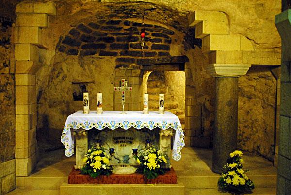48а-Остаток-дома-Девы-Марии-(Храм-Благовещенья)