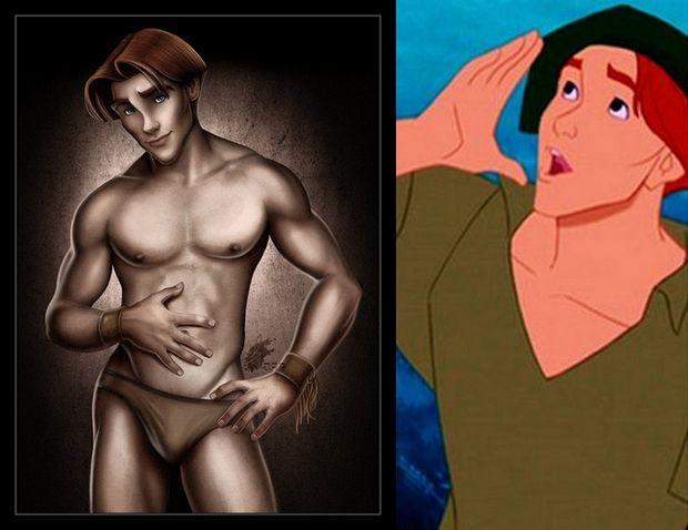 гей парни мультфильмы