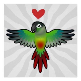 conure_lorikeet_parrot_love_posters-r58a1cbd869914200932c01da3dc3af52_w2q_8byvr_324