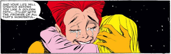 Rahne and Illyana