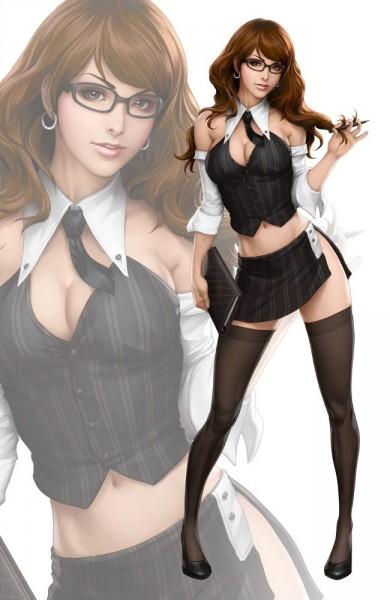 Образ сексуальной девушки