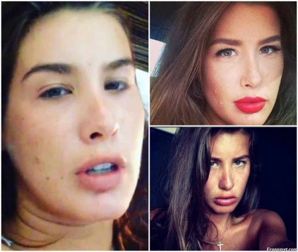 звезды фото без макияжа русские