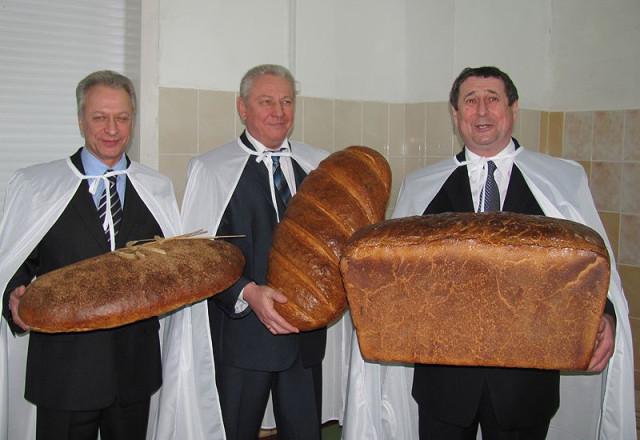 самый большой хлеб в мире