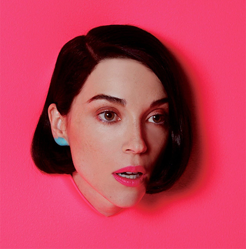 Masseduction St Vincent: St. Vincent's MASSEDUCTION Has Arrived!