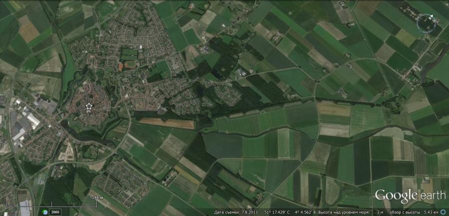 Бельгия. 4 км.