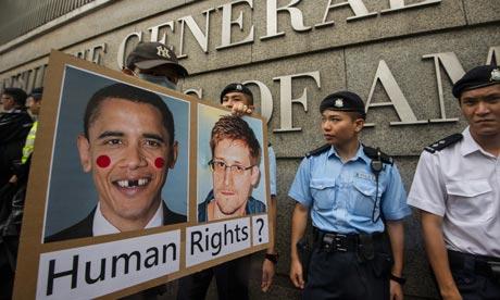 США пообещали большие проблемы стране, которая укроет Сноудена - Цензор.НЕТ 240