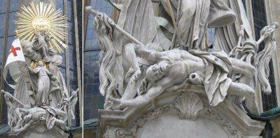 Вена. Убитый казак