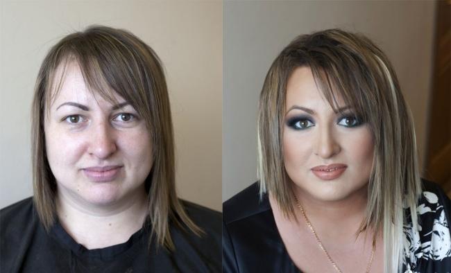 До и После макияжа | 254 фотографии | ВКонтакте