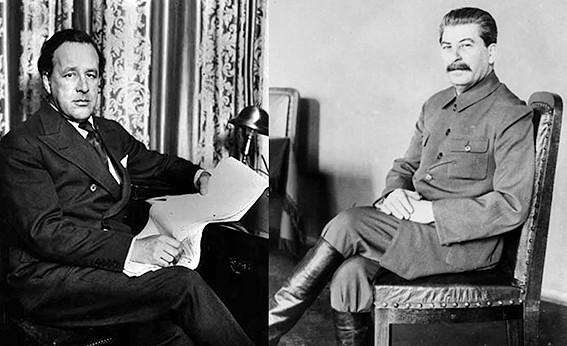 Сталин и Эмиль Людвиг