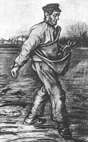Сеятель Ван Гог