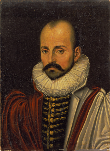 The Evening Redness in the West - the best example of the sane mind and liberal spirit: guy davenports montaigne - tuotuofly - 墨·色