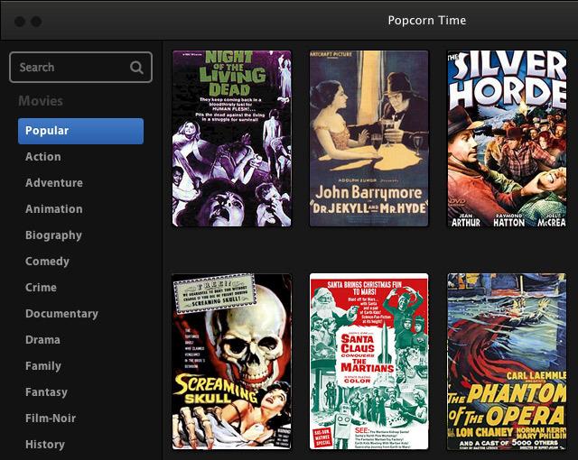 PopCornTorrent