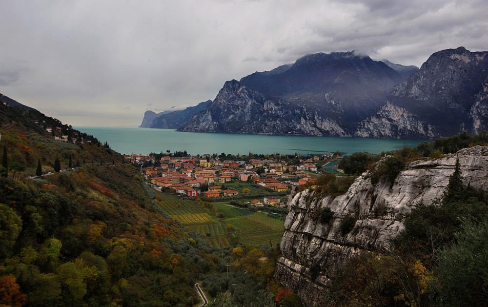 Альпы, Италия, Озеро Гарда, Рива дель Гарда, Garda, Riva del Garda (1)