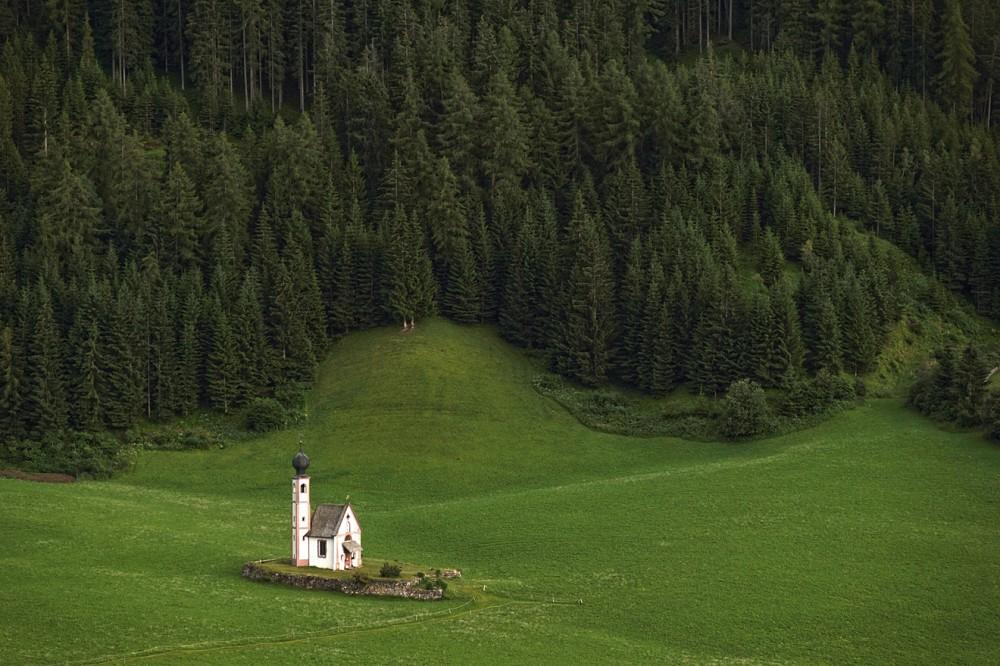 Доломитовые Альпы, Италия, Одуванчиковая долина, Санта Маддалена (6)