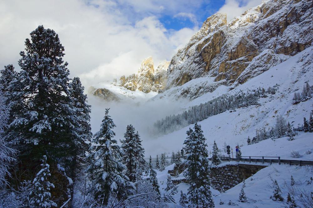 Доломитовые Альпы, Италия, Пассо Селла (3)