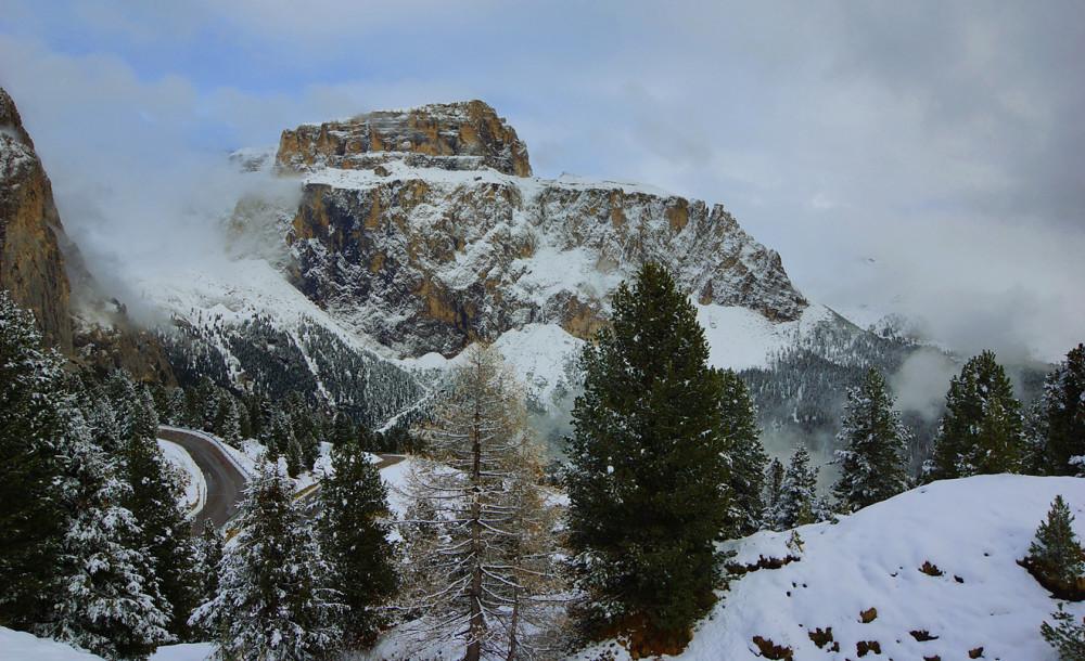 Доломитовые Альпы, Италия, Пассо Селла (7)
