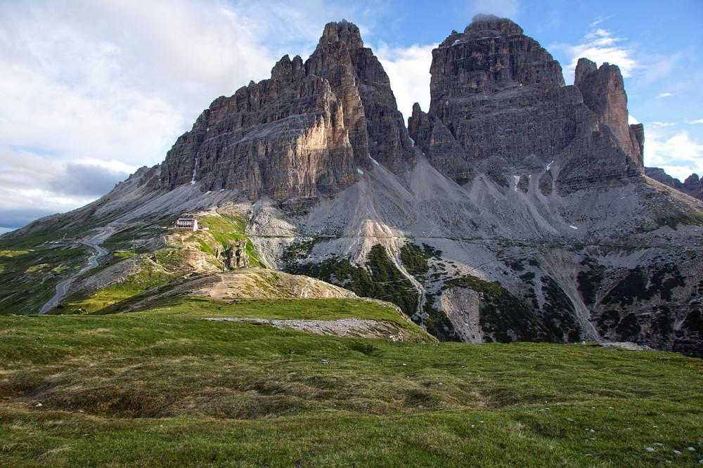 Доломиты, Италия, Тре Чиме ди Лаваредо (10)
