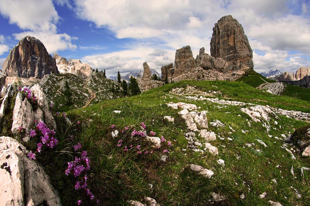 Доломиты, Италия, Чинкве терре (4)
