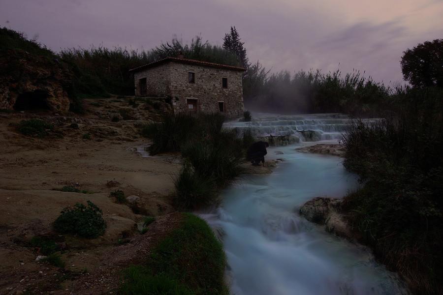 Тоскана, Tuscany , Saturnia di terme, Сатурния ди терме (1)