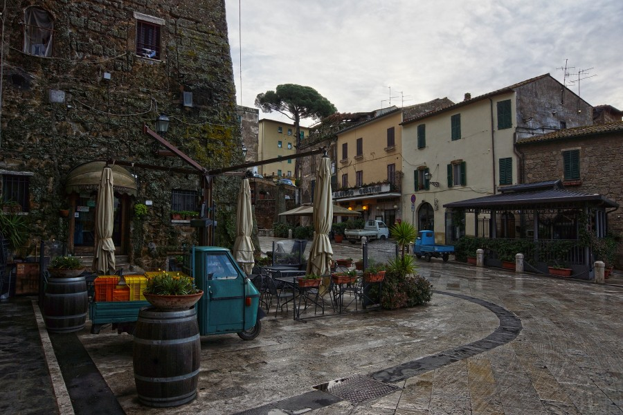 Тоскана, Tuscany Питильано, Pitilgliano (2)