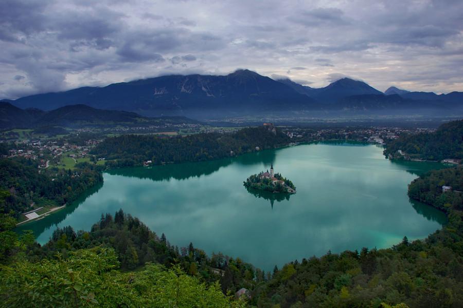 Озеро Блед, Словения (4).jpg